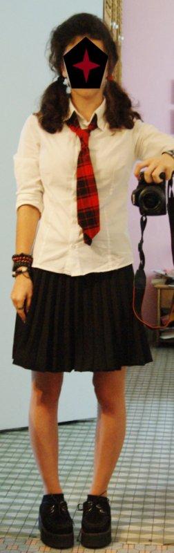 Peu à peu, je trouve mon style, me démarquer c'est important pour moi. :3