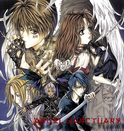 Angel Sanctuary Vostfr