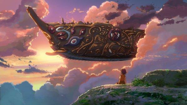 Hoshi O Ou Kodomo (Voyage vers Agartha)