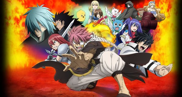 Fairy Tail Le film : La prêtresse du ph½nix