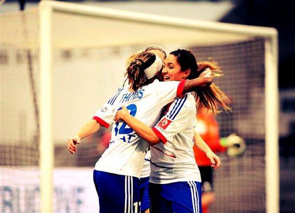 OL féminin - Yzeure : 3-0