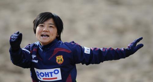 Shinobu Ohno s'engage à l'OL Féminin