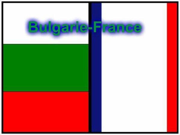 La liste pour Bulgarie-France le 23 novembre à 18h et France-Bulgarie le 28 novembre à 18h.