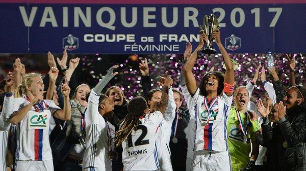 L'OL bat le PSG aux tirs au but et remporte le trophée pour la 6e fois de suite
