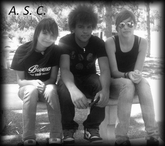 A. S. C. ♥