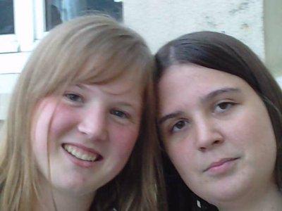 Ameline et moi