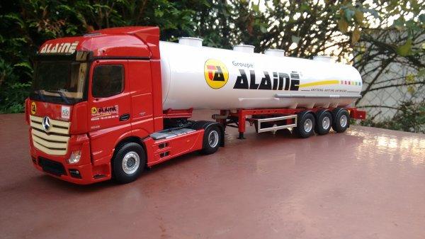 TRANSPORTS ALAINE