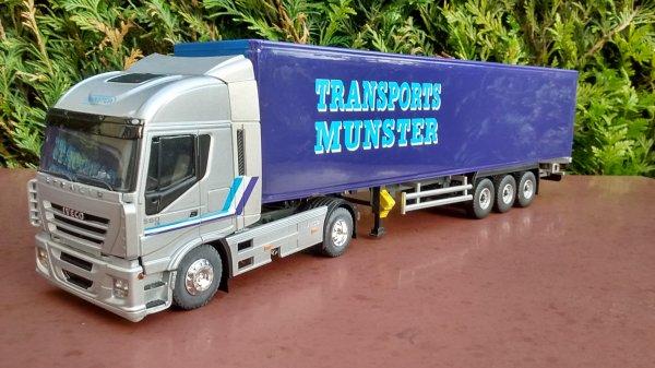 TRANSPORTS MUNSTER