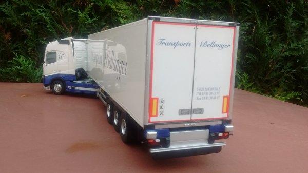 TRANSPORTS BELLANGER