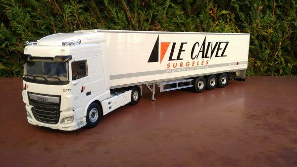 TRANSPORTS  LE CALVEZ