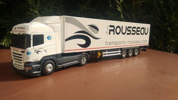 TRANSPORTS ERIC ROUSSEAU