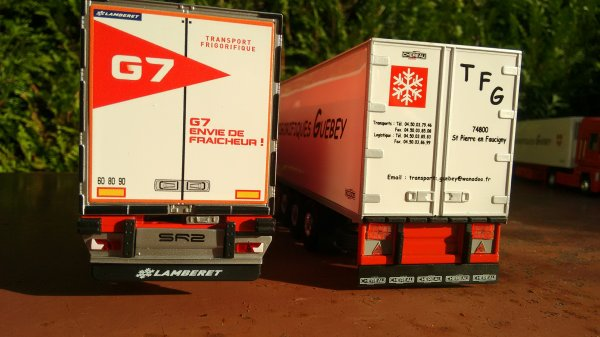 TRANSPORTS GUEBEY GROUPE G 7