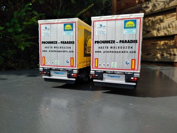 TRANSPORTS PROUHEZE-PARADIS