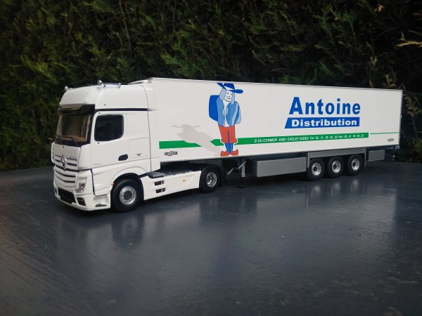 MERCEDES GROUPE ANTOINE DISTRIBUTION