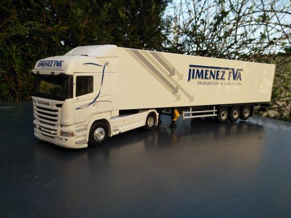 TRANSPORTS JIMENEZ FVA