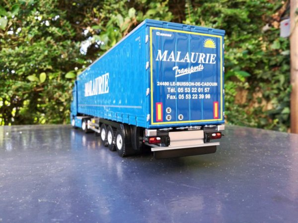 TRANSPORTS MALAURIE