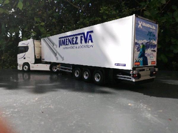 TRANSPORTS JIMENEZ SCANIA S 500