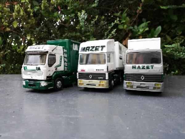 TRANSPORTS MAZET