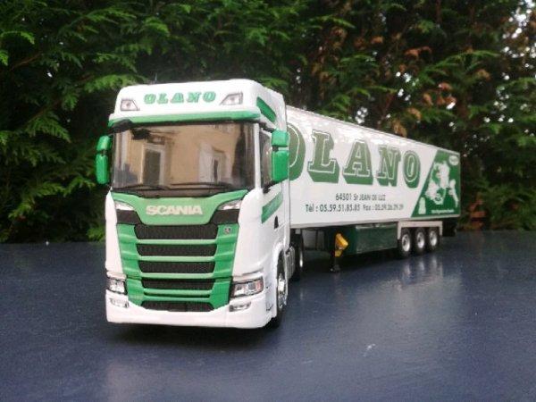 TRANSPORTS OLANO SCANIA S 500