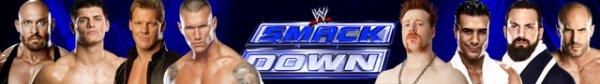 WWE Super SmackDown LIVE! The Great American Bash du 3 juillet 2012