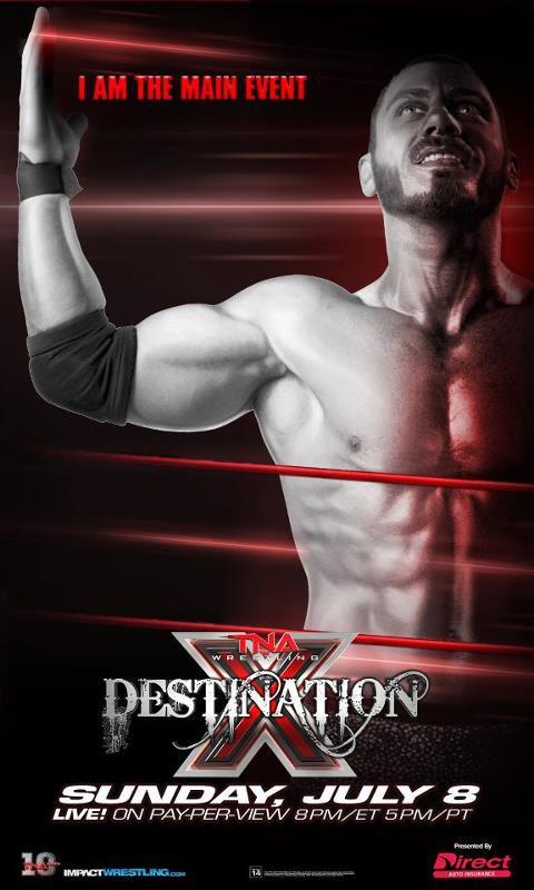 TNA Presents: Destination X 2012