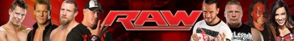 WWE RAW du 30 juillet 2012