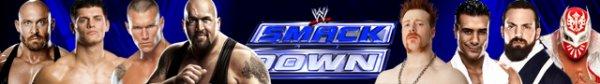 WWE SmackDown du 3 aout 2012