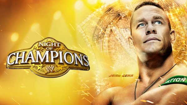 WWE Presents: Night Of Champions 2012