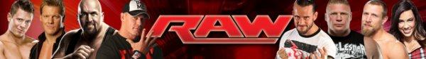 WWE RAW du 17 septembre 2012