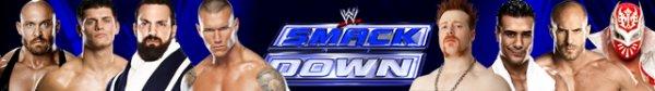 WWE SmackDown du 21 septembre 2012