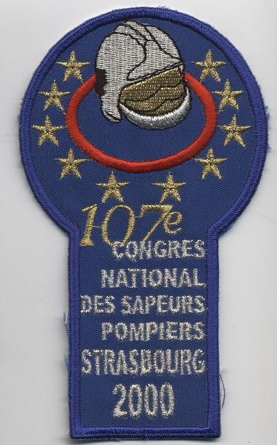 strasbourg 107 congrès national