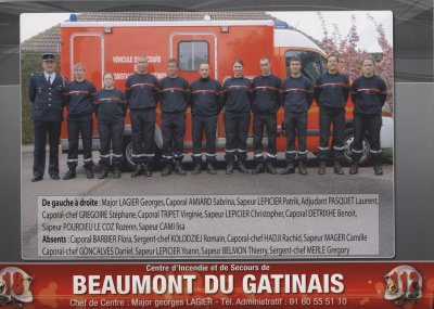 beaumont du gatinais