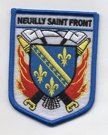 neuilly saint front