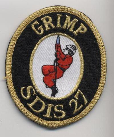 GRIMP SDIS 27