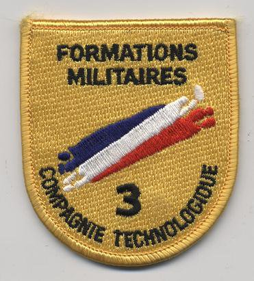 FORMATIONS MILITAIRES 3