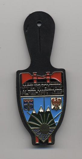 alpes maritimes (insigne départementale)