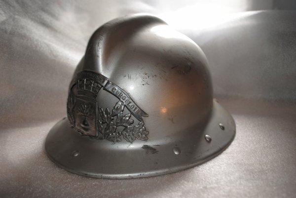 "casque petitcollin de la ville de ""corgoloin"" (21)"