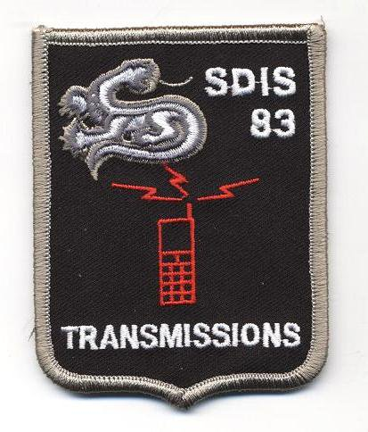 SDIS 83 transmissions