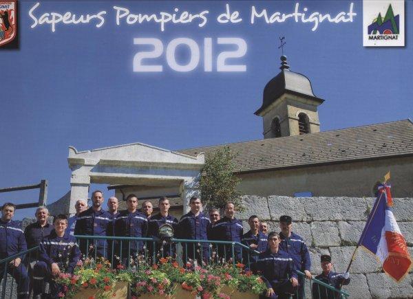 martignat 2012