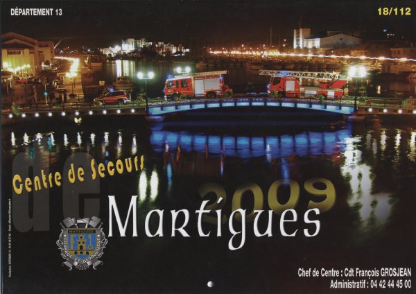 martigues 2009