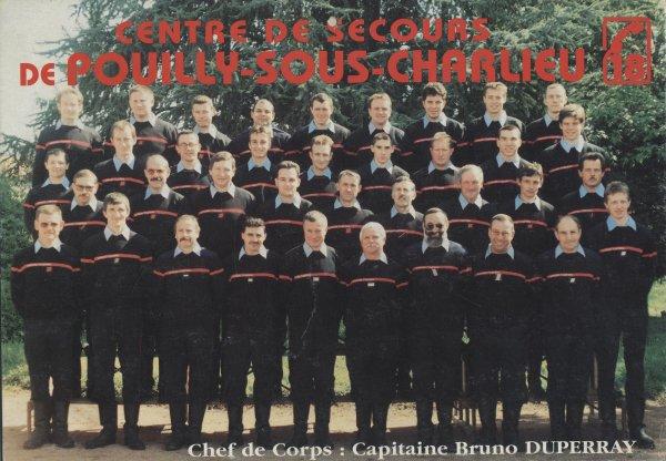 pouilly sous charlieu 1997