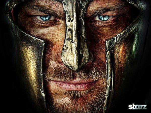 Spartacus, la série
