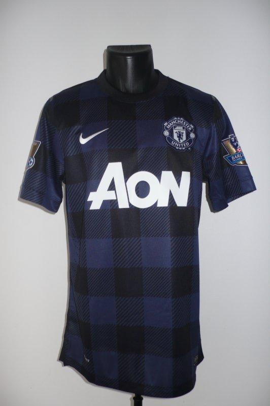 Manchester United - Antonio Valencia - 2013/14