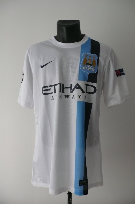 Manchester City - Kun Aguero - 2013/14