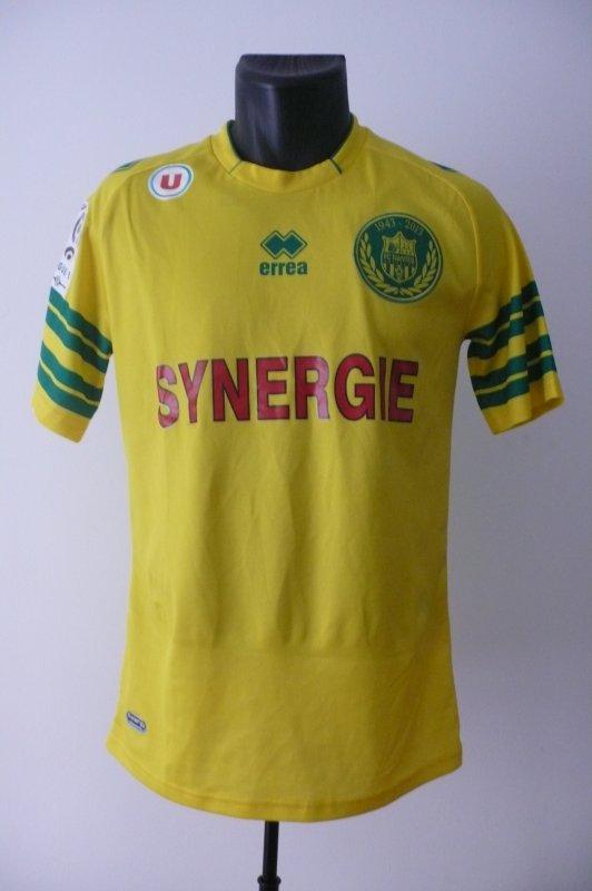 FC Nantes - Veretout - 2013/14