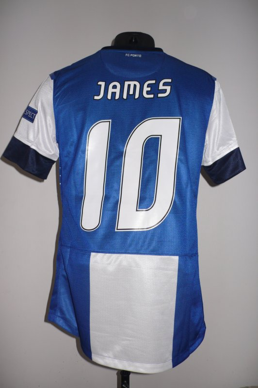 FC Porto - James - 2012/13