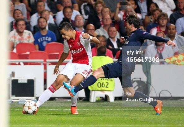 Ajax Amsterdam - El Ghazi - 2014/15