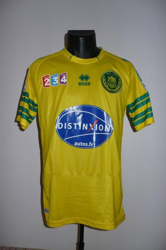 FC Nantes - Bedoya - 2013/14