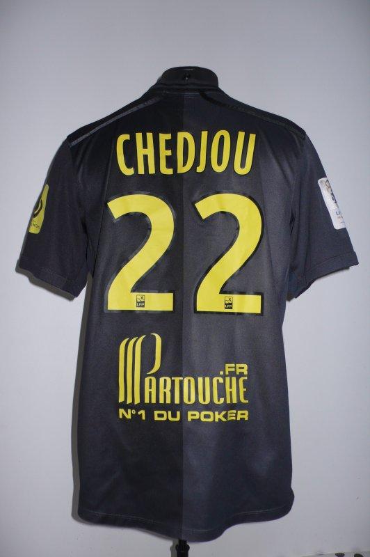 LOSC - Chedjou - 2012/13