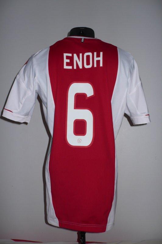Ajax Amsterdam - Enoh - 2012/13